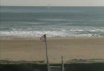 Webcam Monmouth Beach - New Jersey